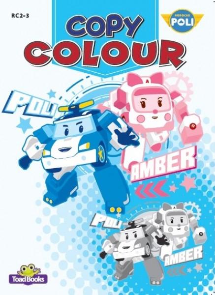 ROBOCAR POLI COPY COLOUR - SERIES 3