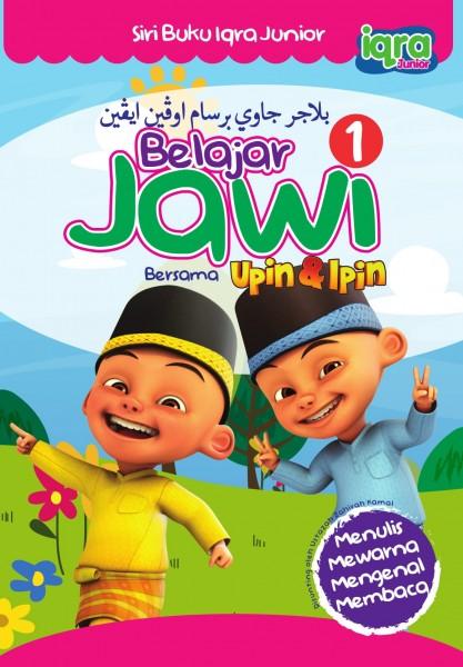 BELAJAR JAWI BERSAMA UPIN IPIN - SERIES 1