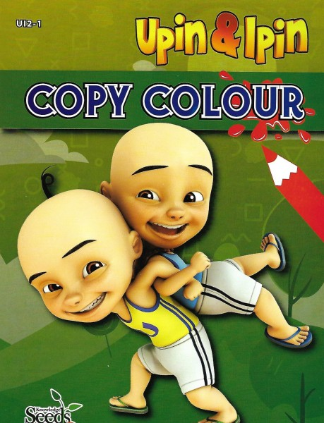 COPY COLOUR UPIN IPIN 2 - SERIES 1