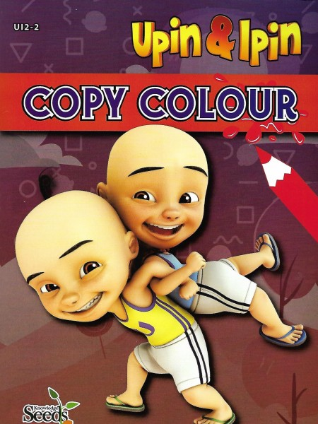 COPY COLOUR UPIN IPIN 2 - SERIES 2
