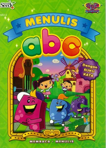 ABC MONSTERS MENULIS abc MS1 - SERIES 5