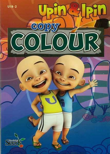 COPY COLOUR UPIN IPIN 8 - SERIES 2