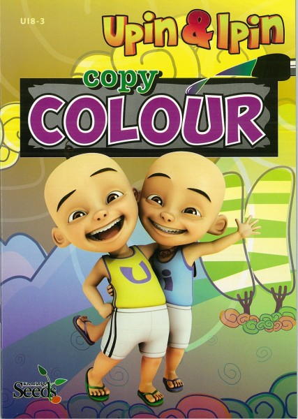 COPY COLOUR UPIN IPIN 8 - SERIES 3