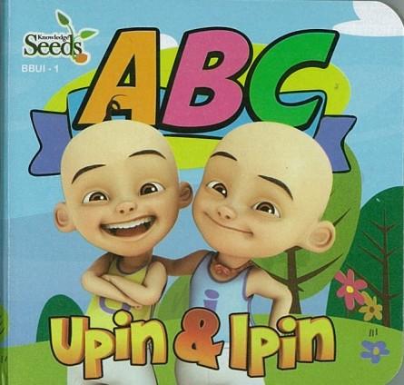 UPIN & IPIN BABY BOARD ABC BBUI - SERIES 1