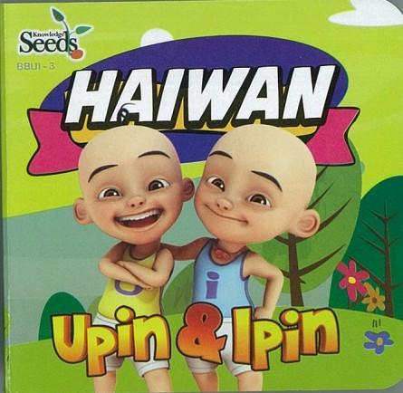 UPIN & IPIN BABY BOARD HAIWAN BBUI - SERIES 3