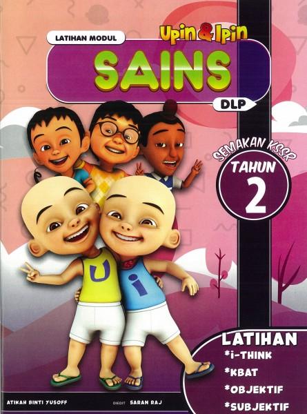 UPIN & IPIN LATIHAN MODUL SAINS - TAHUN 2