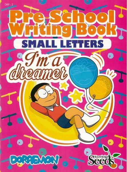 DORAEMON PRE-SCHOOL WRITING BOOK SMALL LETTERS DRP - SERIES 2