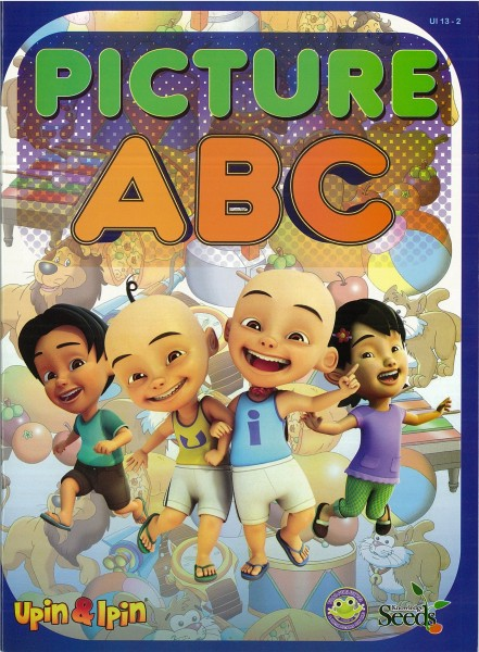 UPIN & IPIN PICTURE ABC UI 13 - SERIES 2