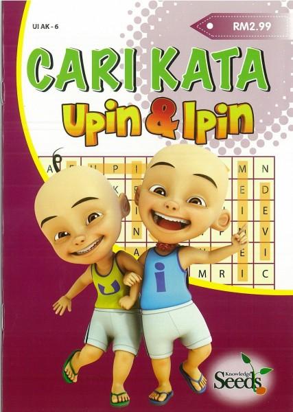 UPIN & IPIN CARI KATA UI AK - SERIES 6