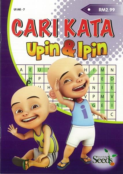 UPIN & IPIN CARI KATA UI AK - SERIES 7
