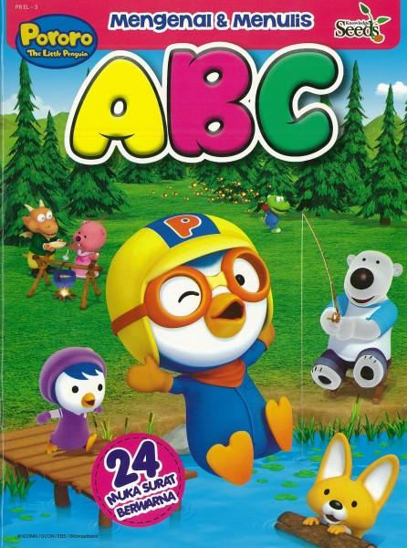 POROROR MENGENAL & MENULIS ABC PR EL - SERIES 5
