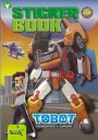 TOBOT STICKER BOOK TAURUS - SERIES 1