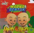 UPIN & IPIN BABY BOARD WARNA & BENTUK BB UI - SERIES 5