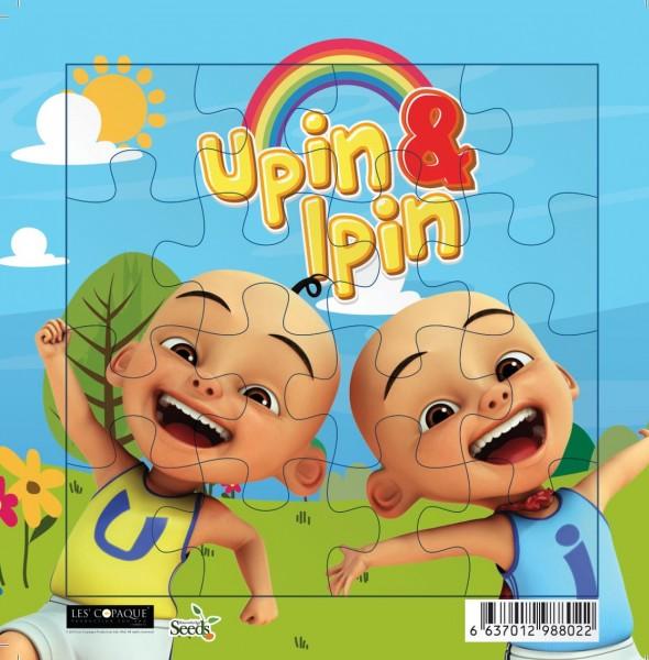 UPIN & IPIN SQUARE PUZZLE SMALL PZS  - UI 3
