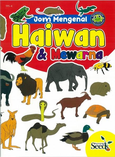 JOM MENGENAL HAIWAN & MEWARNA TPS - SERIES 4