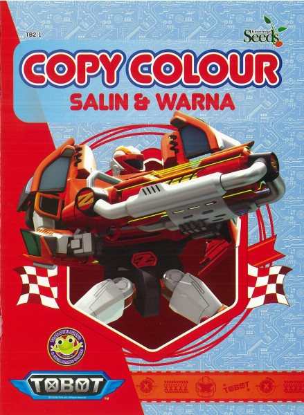 TOBOT COPY COLOUR TB 2 - SERIES 1