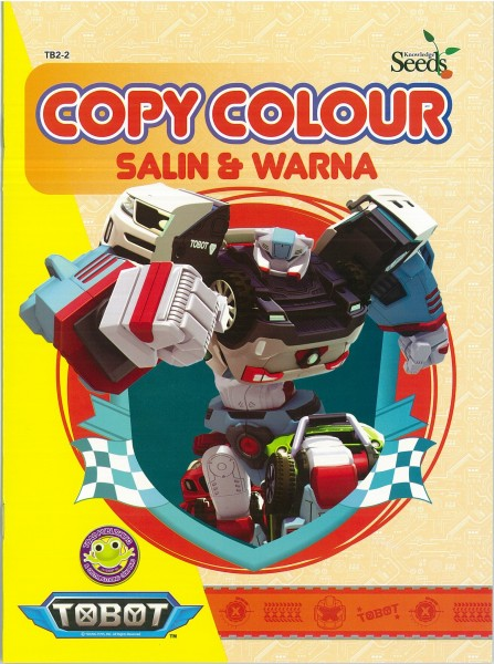 TOBOT COPY COLOUR TB 2 - SERIES 2
