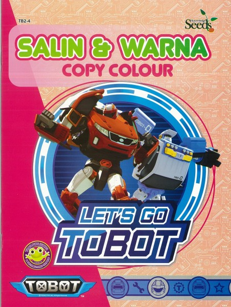 TOBOT COPY COLOUR TB 2 - SERIES 4