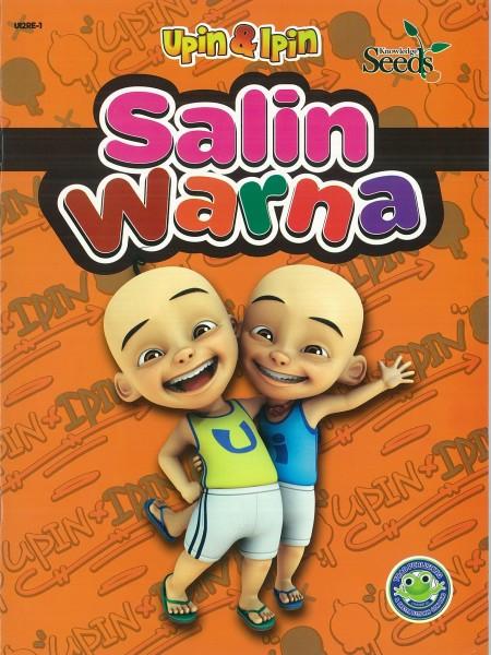 UPIN & IPIN SALIN WARNA UI 2RE - SERIES 1