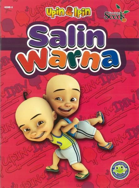 UPIN & IPIN SALIN WARNA UI 2RE - SERIES 2