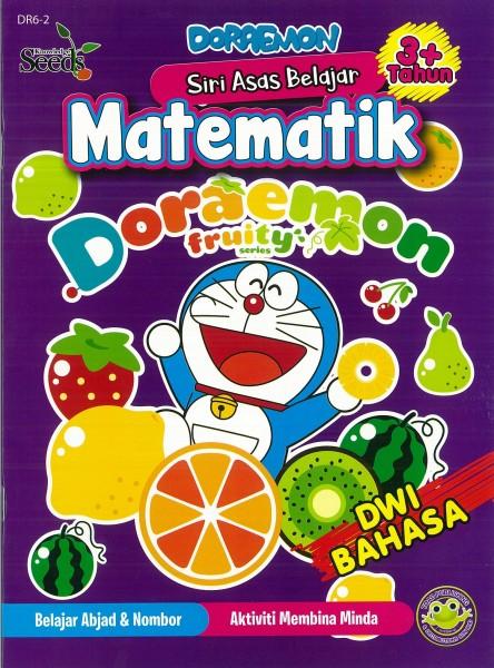 DORAEMON SIRI ASAS BELAJAR MATEMATIK DR 6 - SERIES 2
