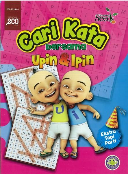 UPIN & IPIN CARI KATA + TOPI PARTI ECO ES UI 2 - SERIES 2