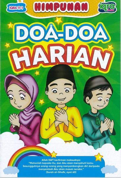 DOA-DOA HARIAN IQRA 11 - SERIES 1