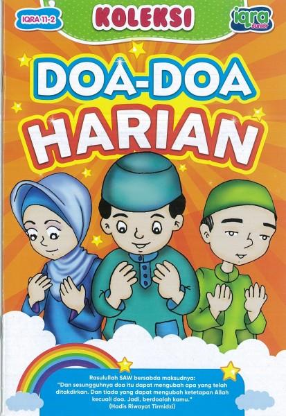 DOA-DOA HARIAN IQRA 11 - SERIES 2