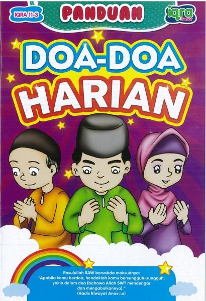 DOA-DOA HARIAN IQRA 11 - SERIES 3