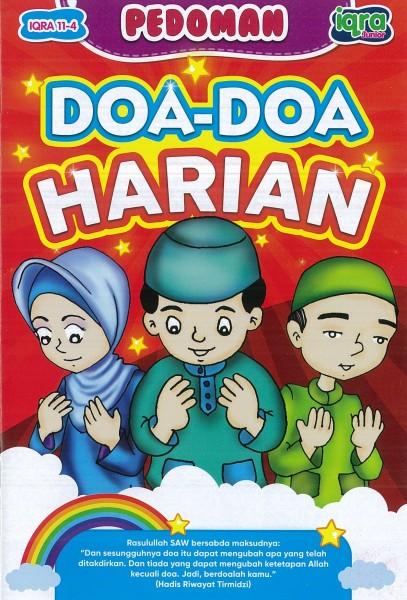 DOA-DOA HARIAN IQRA 11 - SERIES 4