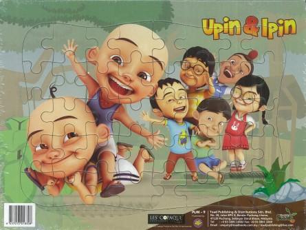 UPIN & IPIN PUZZLE PUM - SERIES 9