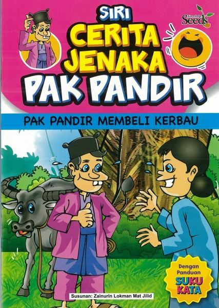 KISAH JENAKA PAK PANDIR - SERIES 10 ( PAK PANDIR MEMBELI KERBAU )
