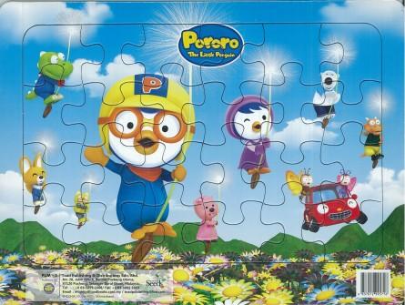 PORORO JIGSAW PUZZLE PUM - SERIES 3