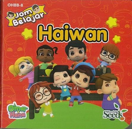 OMAR & HANA BABY BOARD HAIWAN OHBB - SERIES 8