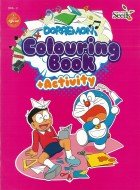 DORAEMON COLOURING BOOK + ACTIVITY DRA - SERIES 2