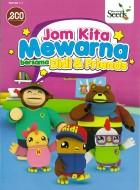 DIDI & FRIENDS JOM KITA MEWARNA ECO DD 1 - SERIES 1