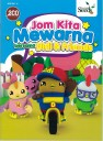 DIDI & FRIENDS JOM KITA MEWARNA ECO DD 1 - SERIES 2