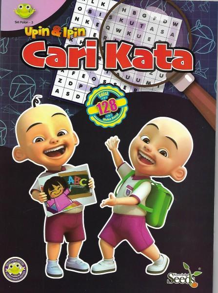 UPIN & IPIN CARI KATA SIRI POLAN - SERIES 3