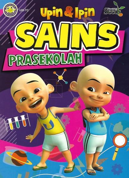 Upin & Ipin Sains Prasekolah UI9 - Series 7C