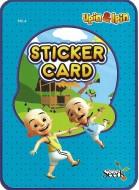 UPIN & IPIN Sticker Card STC - Series 6